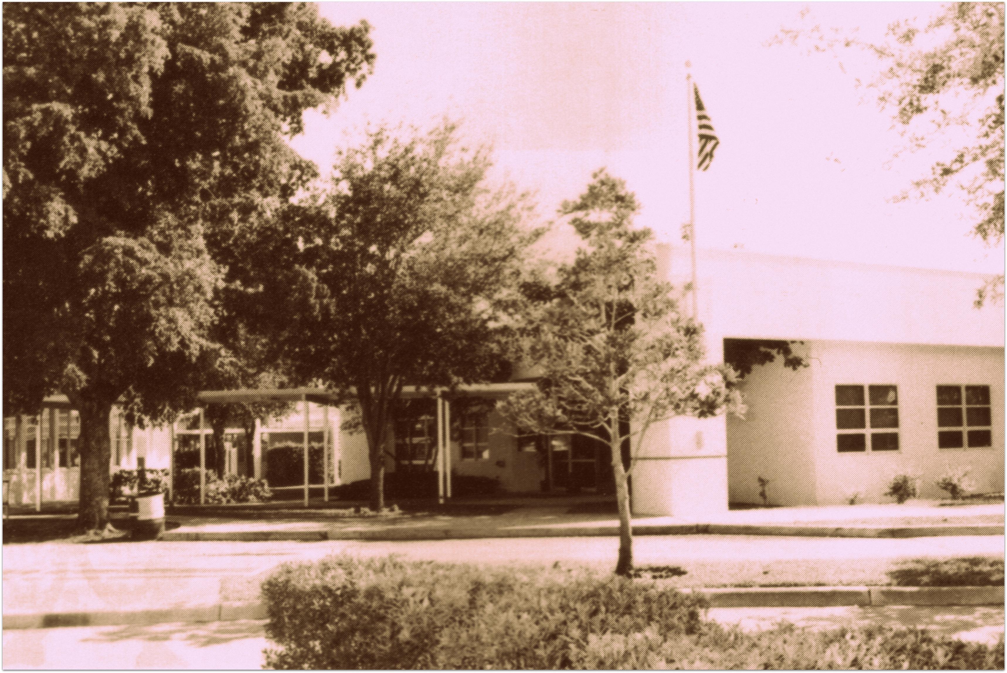 Palm Beach Gardens Elementary School 1962